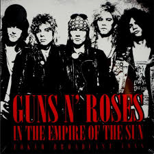 GUNS 'N ROSES - IN THE EMPIRE OF THE SUN (LP)