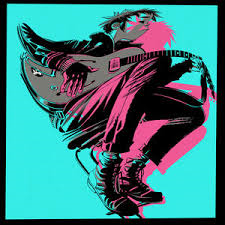 GORILLAZ - THE NOW NOW (LP)
