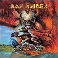 IRON MAIDEN - VIRTUAL X (LP)