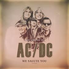 AC/DC - WE SALUTE YOU (LP)