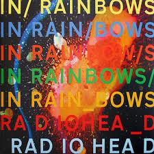 RADIOHEAD - IN RAINBOWS (LP)