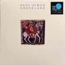 PAUL SIMON - GRACELAND (LP)