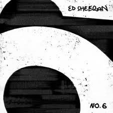 ED SHEERAN - NO.6 (LP)