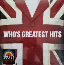THE WHO - WHO'S GREATEST HITS (LP)