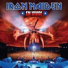 IRON MAIDEN - EN VIVO (LP)