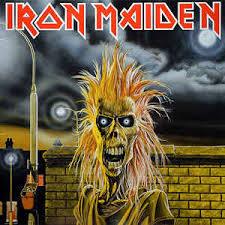 IRON MAIDEN - IRON MAIDEN (LP)