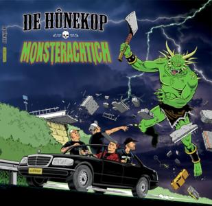 De Hunekop - Monsterachtich (LP)