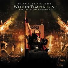WITHIN TEMPTATION - BLACK SYMPHONY (LP)