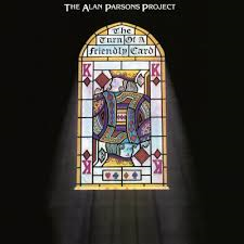 ALAN PARSONS PROJECT - THE TURN OF A FRIENDLY CARD (LP)