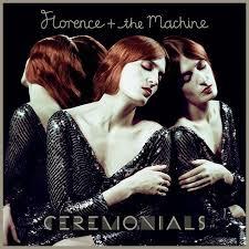 FLORENCE & THE MACHINE - CEREMONIALS (LP)