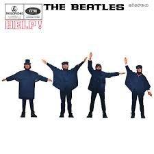 THE BEATLES - HELP ! (LP)