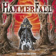 HAMMERFALL - GLORY TO THE BRAVE (LP)