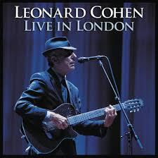 LEONARD COHEN - LIVE IN LONDON (LP)