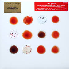 PETER GABRIEL - SCRATCH MY BACK (LP)