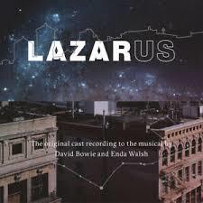 DAVID BOWIE - LAZARUS (LP)