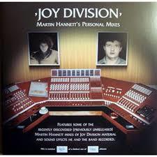 JOY DIVISION - MARTIN HANNETT'S PERSONAL MIXES (LP)
