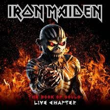 IRON MAIDEN - THE BOOK OF SOULS LIVE CHAPTER (LP)