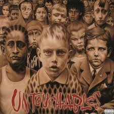 KORN - UNTOUCHABLES (LP)