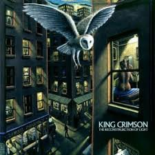 KING CRIMSON - THE RECONSTRUCTION OF LIGHT (LP)
