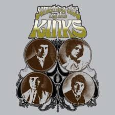 KINKS - SOMETHING ELSE BY THE KINKS (LP)