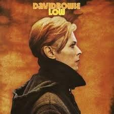DAVID BOWIE - LOW (LP)