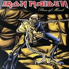 IRON MAIDEN - PIECE OF MIND (LP)
