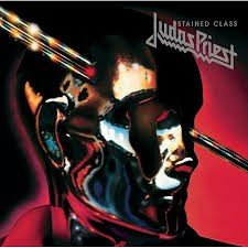 JUDAS PRIEST - STAINED CLASS (LP)