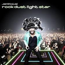 JAMIROQUAI - ROCK DUST LIGHT STAR (LP)