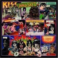 KISS - UNMASKED (LP)