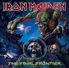 IRON MAIDEN - THE FINAL FRONTIER (LP)