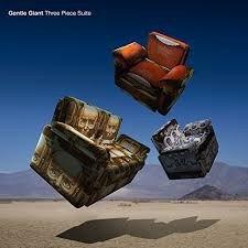 GENTLE GIANT - THREE PIECE SUITE (LP)
