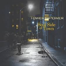 TOWER OF POWER - SOUL SIDE OF TOWN (LP)