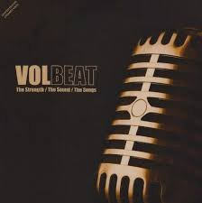 VOLBEAT - THE STRENGHT / THE SOUND / THE SONGS (LP)