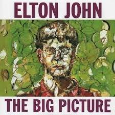ELTON JOHN - THE BIG PICTURE (LP)