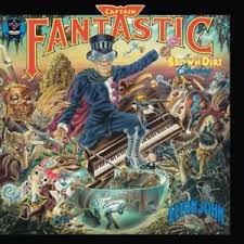 ELTON JOHN - CAPTAIN FANTASTIC (LP)