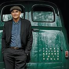 JAMES TAYLOR - BEFORE THIS WORLD (LP)