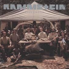 RAMMSTEIN - AUSLANDER (LP)