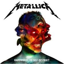 METALLICA - HARDWIRED...TO SELF-DESTRUCT (LP)