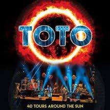 TOTO - 40 TOURS AROUND THE SUN (LP)