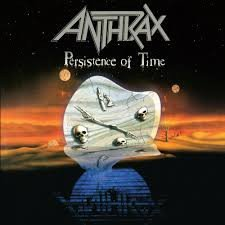 ANTHRAX - PERSISTANCE OF TIME (LP)