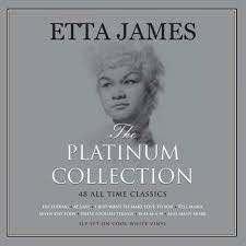ETTA JAMES - THE PLATINUM COLLECTION (LP)