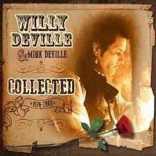 WILLY DEVILLE & MINK DEVILLE - COLLECTED (LP)