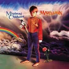 MARILLION - MISPLACED CHILDHOOD (LP)