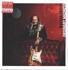 WALTER TROUT - ORDINARY MADNESS (LP)
