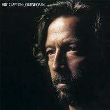 ERIC CLAPTON - JOURNEYMAN (LP)