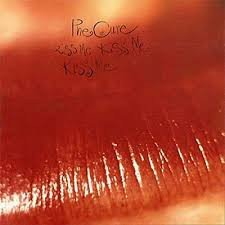 THE CURE - KISS ME KISS ME KISS ME (LP)