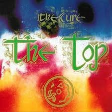 THE CURE - THE TOP (LP)