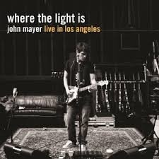 JOHN MAYER - WHERE THE LIGHT IS, LIVE IN LOS ANGELES (3LP)