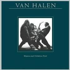 VAN HALEN - WOMEN AND CHILDREN FIRST (LP)