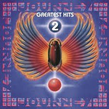 JOURNEY - GREATEST HITS 2 (LP)
